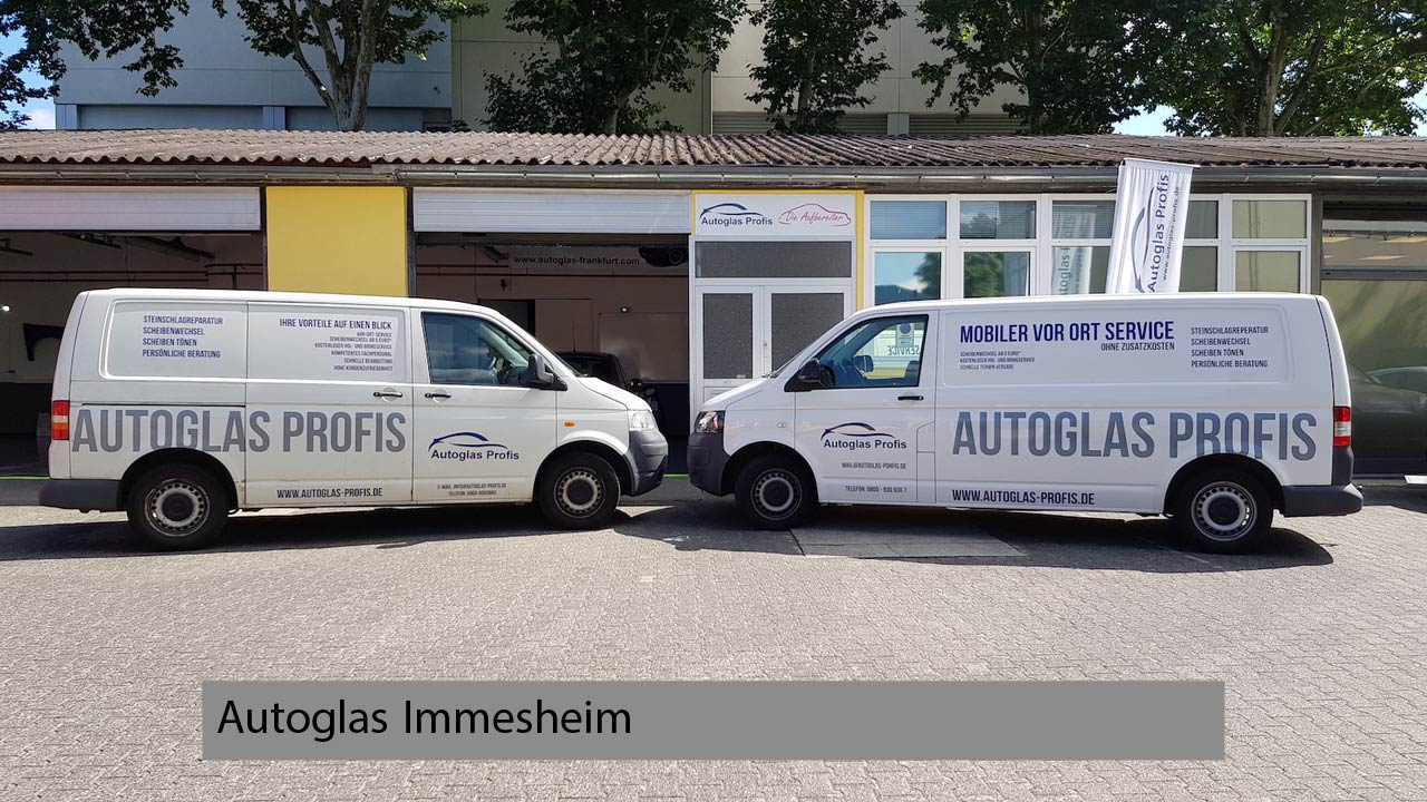 Autoglas Immesheim